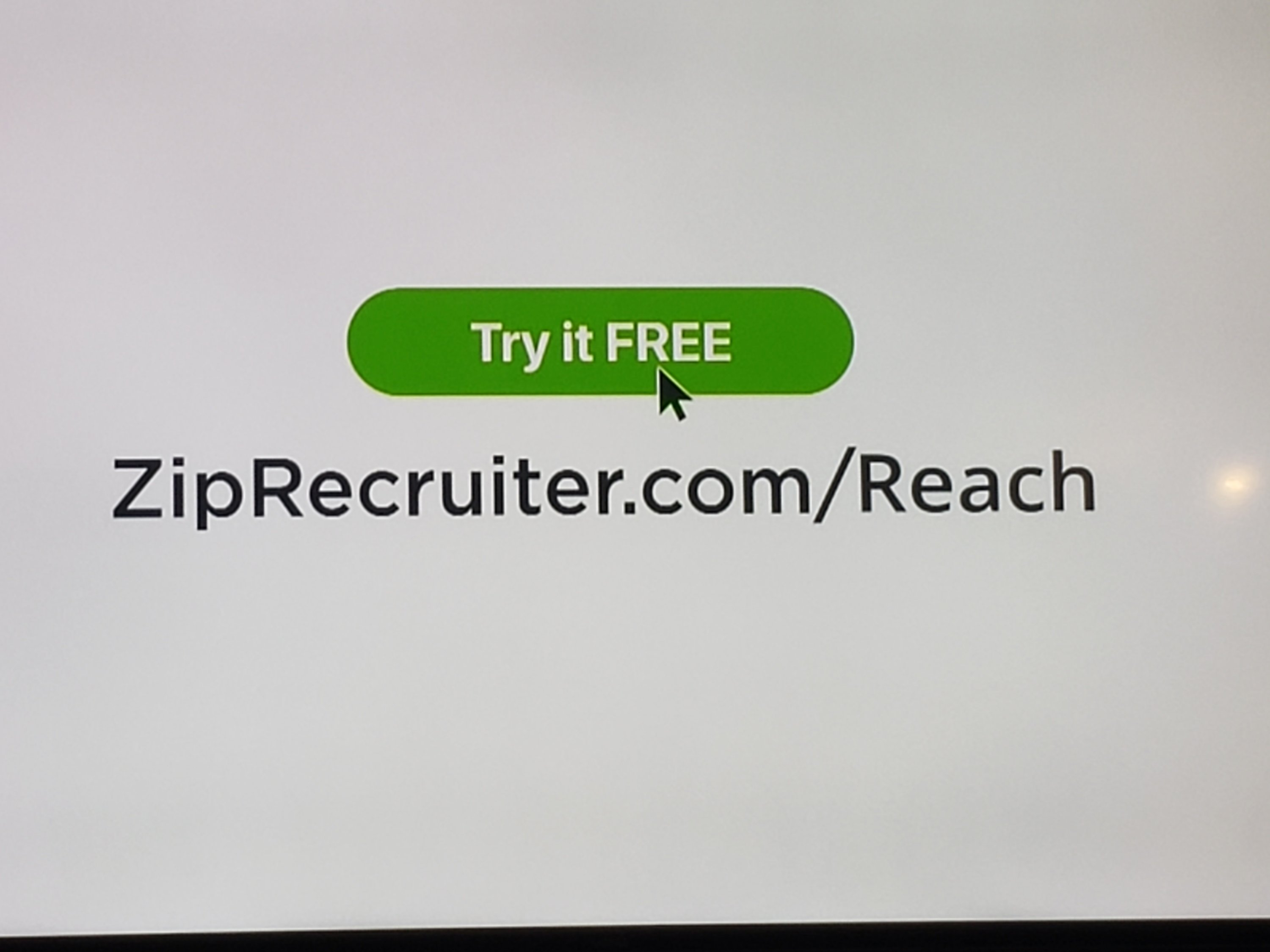 ZipRecruiter.com/reach